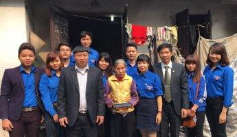 Chương trình Từ thiện Xuân ấm áp, Đoàn thanh niên CIC