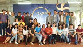 Kỷ niệm 29 năm thành lập CIC