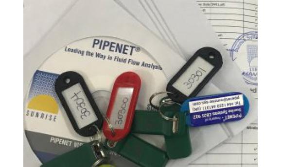CIC hoàn thành cài đặt và chuyển giao phần mềm PIPENET
