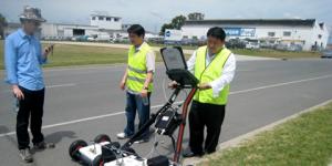 CIC ký hợp đồng cung cấp 01 máy georadar RIS...