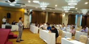 Hội thảo Ứng dụng phần mềm Quản lý Rủi ro...