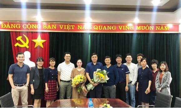 Bổ nhiệm ông Trịnh Văn Tâm giữ chức vụ  Phó giám đốc Trung tâm phân phối phần mềm nhập khẩu trong xây dựng