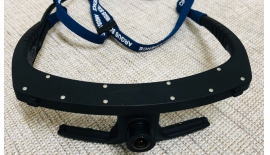 CIC completed and handed over the Eye tracking device: ETVision...