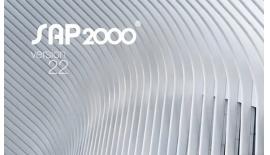 Phát hành SAP2000 v22 của hãng Computers and Structures, Inc...