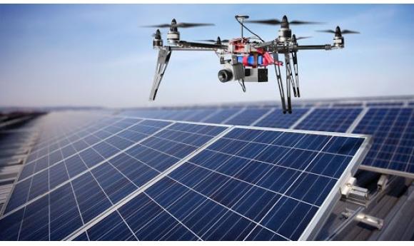 Chuẩn đoán nhiệt trong nhà máy điện mặt trời - Ứng dụng công nghệ nhiệt trong vận hành, kiểm tra, bảo dưỡng nhà máy điện mặt trời