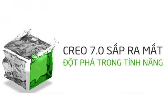 Tin tức mới về sản phẩm phần mềm thiết kế PTC Creo 7.0