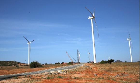 Thiết bị đo gió trên cao – Sản phẩm ứng dụng công nghệ trong khảo sát và quản lý trang trại điện gió