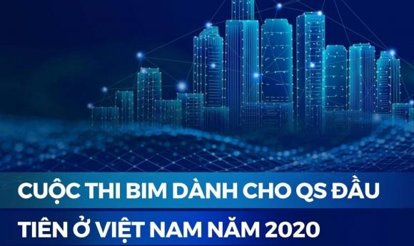 Glodon Vietnam tổ chức Cuộc thi BIM dành cho QS tại Việt Nam 2020