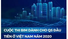Glodon Vietnam tổ chức Cuộc thi BIM dành cho QS...