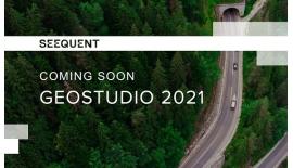Có gì mới trong GeoStudio 2021?