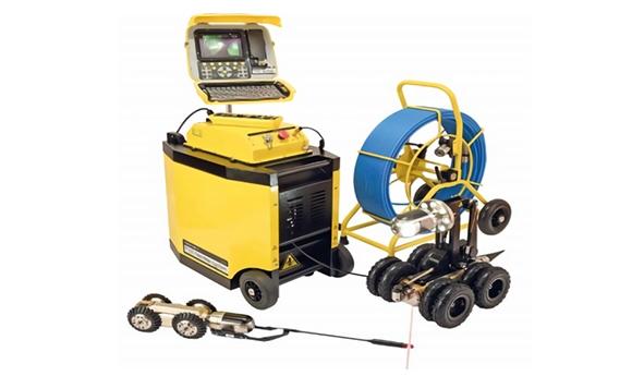 CIC ký hợp đồng cung cấp thiết bị Robot khảo sát kiểm tra cống ngầm cho BECAMEX