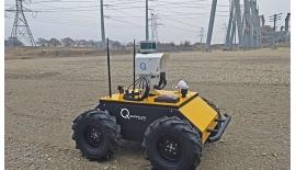 CIC thực hiện demo Robot Giám sát trạm biến áp...