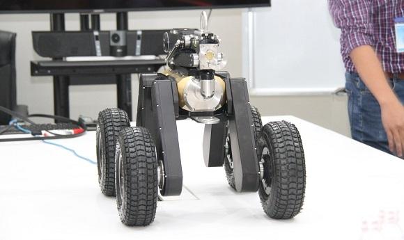 Công ty CP Công nghệ & Tư vấn CIC hoàn thành bàn giao, đào tạo vận hành Robot Khảo sát Kiểm tra cống ngầm cho Tổng Công ty CP Đầu tư & Phát triển (BECAMEX)
