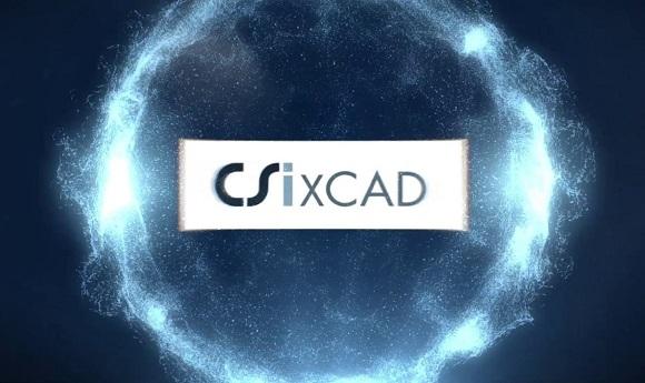 Bộ Video giới thiệu các tính năng chính của CSiXCAD