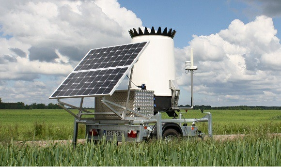 Dự án nghiên cứu sự thay đổi của sức gió trong rừng sử dụng Thiết bị đo gió trên cao bằng công nghệ SoDAR AQ510 của hãng AQS – Thụy Điển