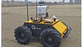 Robot giám sát trạm biến áp