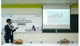 """Hội thảo chuyên đề """"Quy trình làm việc hiệu quả trong xây dựng dân dụng với AllPlan"""""""