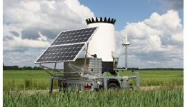 Dự án nghiên cứu sự thay đổi của sức gió...