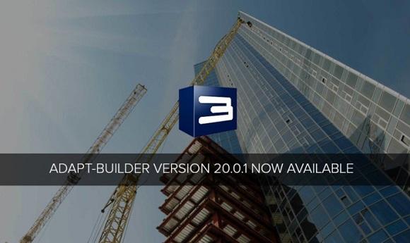 Cải tiến tính năng trong phần mềm ADAPT-Builder v20.0.1 mới phát hành