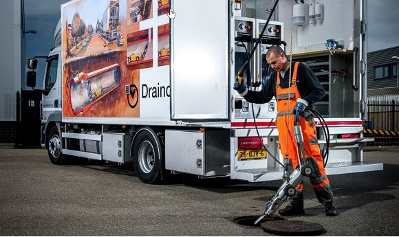 """CIC và hãng Sewer Robotics (Hà Lan) tổ chức hội thảo """"Robot cống ngầm cho kiểm tra, vệ sinh và sửa chữa đường cống thoát nước''"""