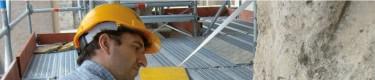 Thiết bị kiểm tra kết cấu bê tông cốt thép của Hãng Elcometer (Anh), NDT James Instruments (Hoa Kỳ), Impact Echo (Hoa Kỳ), IDS (Italia).