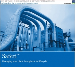 Phần mềm đánh giá rủi ro định lượng Safeti