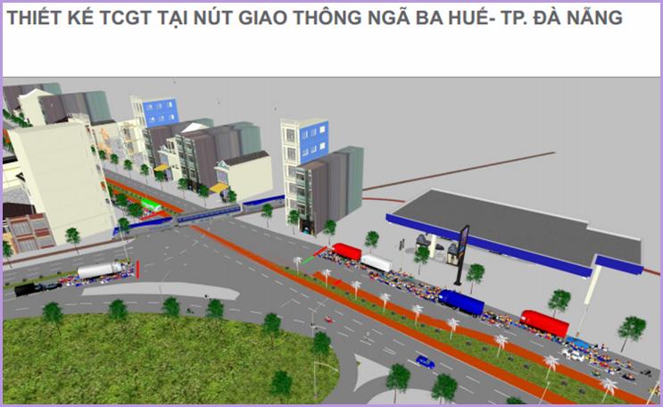 Phần mềm mô phỏng giao thông PTV VISSIM