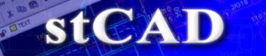 Phần mềm hỗ trợ vẽ thiết kế xây dựng và bóc tiên lượng - stCAD