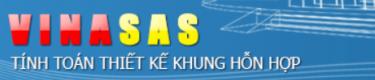 Phần mềm phân tích, thiết kế khung không gian BTCT - Vinasas Pro