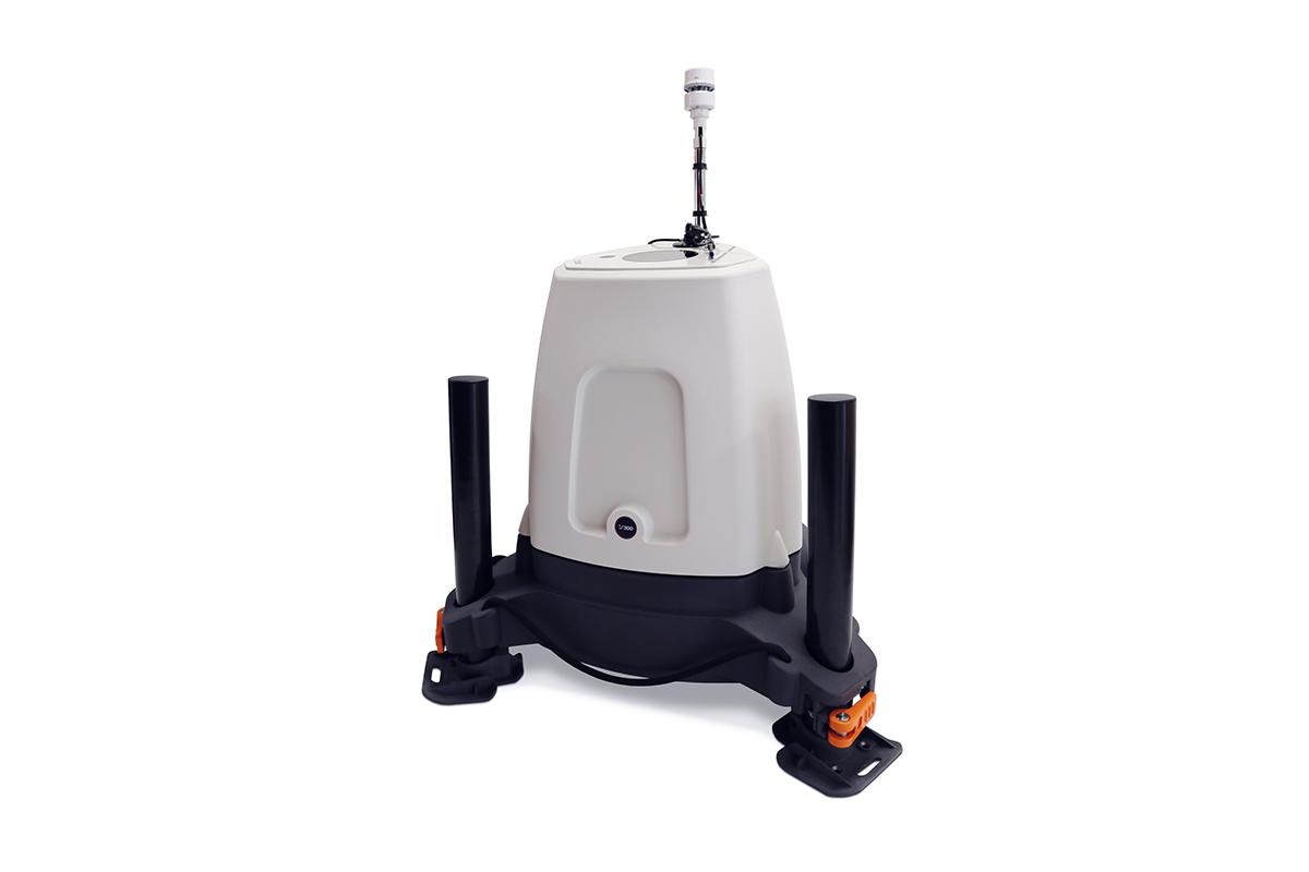 Thiết bị đo gió trên cao bằng công nghệ LiDAR