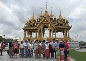 Tham quan du lịch Thái Lan